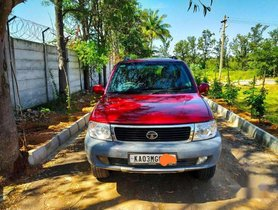 Tata Safari 4x2 VXi BS-III, 2007, Diesel MT for sale in Hosur