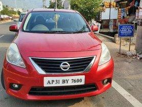 Used Nissan Sunny XV Diesel, 2012, MT for sale in Visakhapatnam