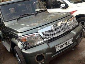 Used Mahindra Bolero SLX 2WD, 2013, Diesel MT for sale in Patna