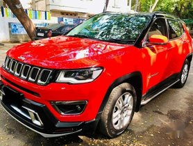 Used 2017 Jeep Compass AT for sale in Chennai