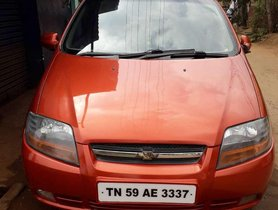 Used 2007 Chevrolet Aveo MT for sale in Coimbatore