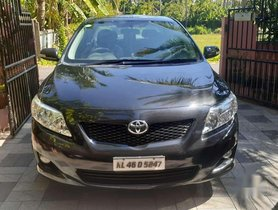 Used 2010 Toyota Corolla Altis MT for sale in Thrissur