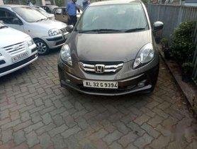 Used 2014 Honda Amaze MT for sale in Kottayam