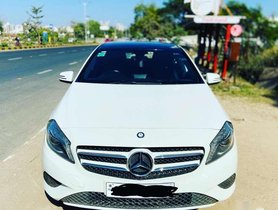 Used Mercedes Benz A Class 2017 AT for sale in Ahmedabad