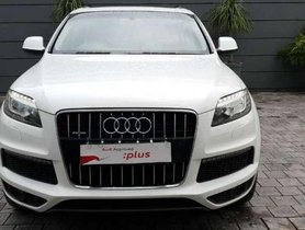 Used Audi Q7 3.0 TDI quattro Premium, 2009 AT for sale in Patiala