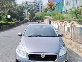 Fiat Linea Emotion 2015 AT for sale in Mumbai