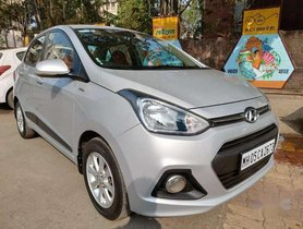 2014 Hyundai Xcent MT for sale at low price in Thane
