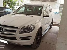 2014 Mercedes Benz GL 350 CDI AT for sale in Hyderabad at low price