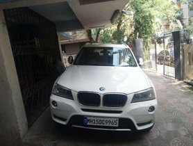 BMW X3 Version xDrive 20d xLine 2012 AT for sale in Mumbai