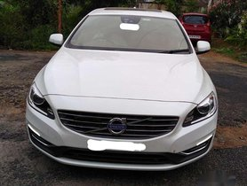 Used Volvo S60 Inscription AT car at low price in Madurai