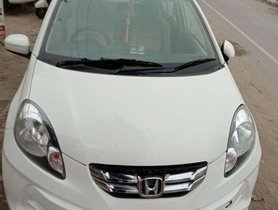 Used Honda Amaze MT car at low price in Yamunanagar