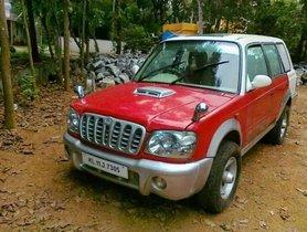 Modified SUV Inspired From Mahindra Scorpio, Mitsubishi Pajero And Tata Sierra