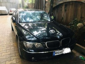 Used 2008 BMW 7 Series AT for sale in Mumbai