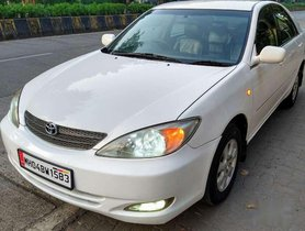 Toyota Camry W3 Manual, 2003, Petrol MT in Mumbai