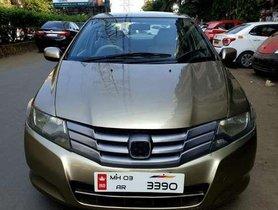 Used Honda City S AT car at low price in Mumbai