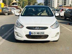 Hyundai Verna Fluidic 1.6 CRDi SX, 2012, Diesel MT for sale in Nagar