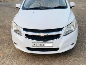 Used 2013 Chevrolet Sail AT for sale in Perinthalmanna