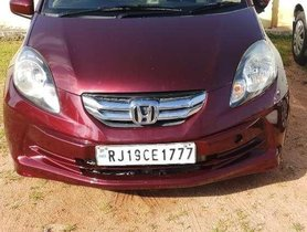 Used 2013 Honda Amaze MT for sale in Ajmer