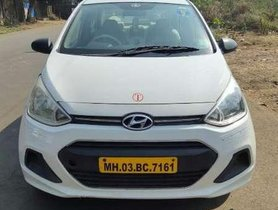 Used Hyundai Xcent MT car at low price in Thane