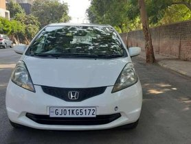 Used Honda Jazz V MT 2011 in Ahmedabad