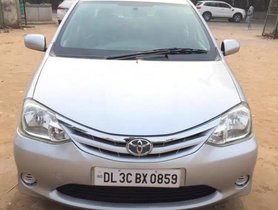 2012 Toyota Etios GD Diesel MT in New Delhi