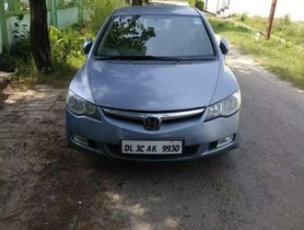 Used Honda Civic MT car at low price in Moradabad