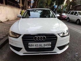 Audi A4 2.0 TDI Multitronic AT 2012 in Mumbai