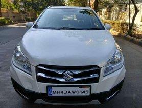 Used Maruti Suzuki S Cross MT car at low price in Kalyan
