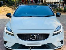 Used Volvo V40 D3 R-Design AT car at low price in Hyderabad