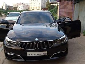 Used BMW 3 Series GT Luxury Line AT 2015 in Chennai