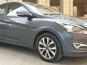 Hyundai Verna Fluidic 1.6 CRDi SX Opt Automatic, 2015, Diesel AT in Thane