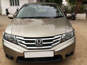 2012 Honda City MT for sale at low price in Secunderabad