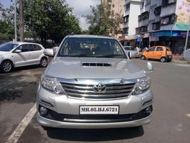 Toyota Fortuner 2013 AT for sale in Mumbai