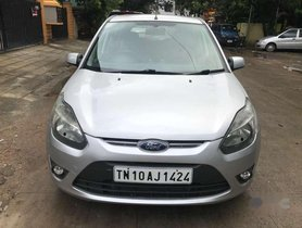 Ford Figo Duratorq Diesel ZXI 1.4, 2012, Diesel MT for sale in Chennai