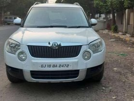 2011 Skoda Yeti MT for sale at low price in Ahmedabad