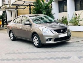 Used 2012 Nissan Sunny XL MT for sale in Kochi
