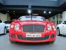 Bentley Continental AT 2012 in Ludhiana - Punjab