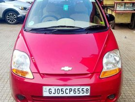 2011 Chevrolet Spark 1.0 MT for sale at low price in Surat