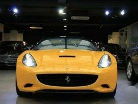Used Ferrari California AT car at low price in Ludhiana
