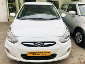Hyundai Fluidic Verna 1.6 CRDi SX, 2011, Diesel MT for sale in Chandigarh