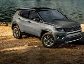 Jeep Compass Diesel Launched With Automatic Gearbox At Rs 22 Lakh
