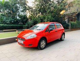 Fiat Grand Punto Active 1.2, 2010, Petrol AT in Mumbai