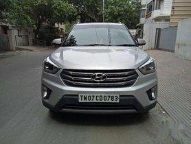Hyundai Creta 1.6 SX, 2015, Diesel AT for sale in Chennai