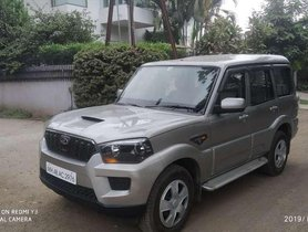 2015 Mahindra Scorpio MT for sale at low price in Nashik