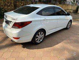 Used 2011 Hyundai Fluidic Verna MT for sale in Mumbai