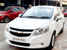 Used Chevrolet Sail LT ABS MT car at low price in Nagar