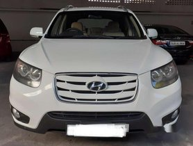2012 Hyundai Santa Fe AT for sale at low price in Chennai