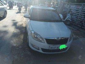 Used Skoda Fabia MT car at low price in Dehradun