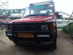 Used Tata Sumo MT car at low price in Coonoor