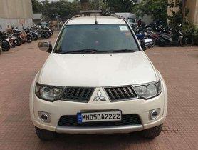 Used Mitsubishi Pajero Sport MT car at low price in Goregaon